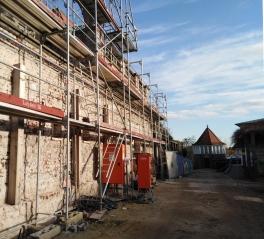 Baustelle Sueden Jan 2020
