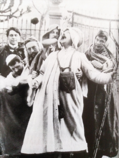 Karneval 1900 - Kuenstlerkolonie