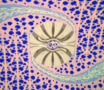 Nachtfuehrung 14 Feb 2020 Fuerstenzimmer Monogramm EL