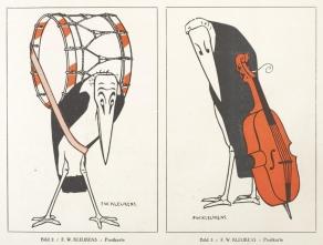 Das Plakat 1920 - Marabus