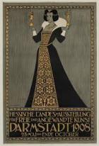 FWK Ausstellung 1908 - Hessische Landesausstellung