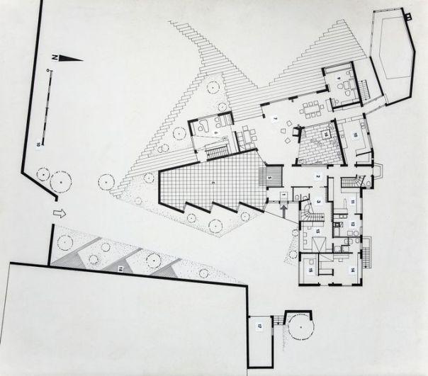Grundriss Haus Stroeher_Alfred Arndt