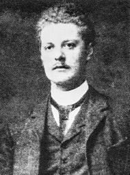 Portrait Peter Behrens